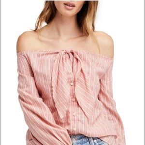 💋 NWT Free People Hello There Beautiful Top 💋